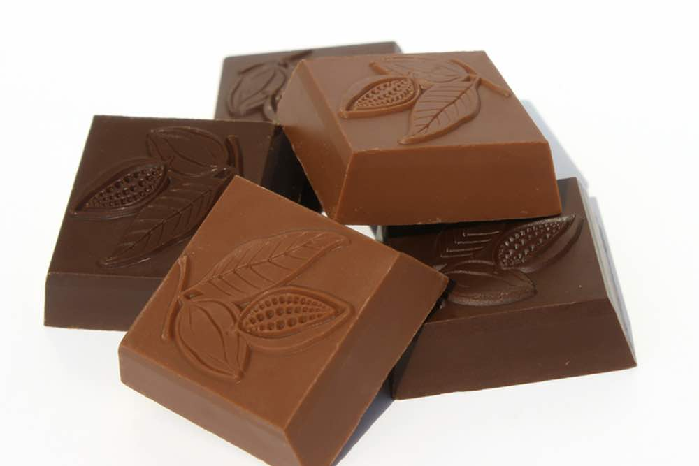 wholesale bulk chocolate