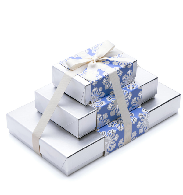 ready-gift-chocolate-RTG-1008-shimmering-snowflake-salted-caramels-cookies-bar-indulgent-3-piece-gift-tower-2