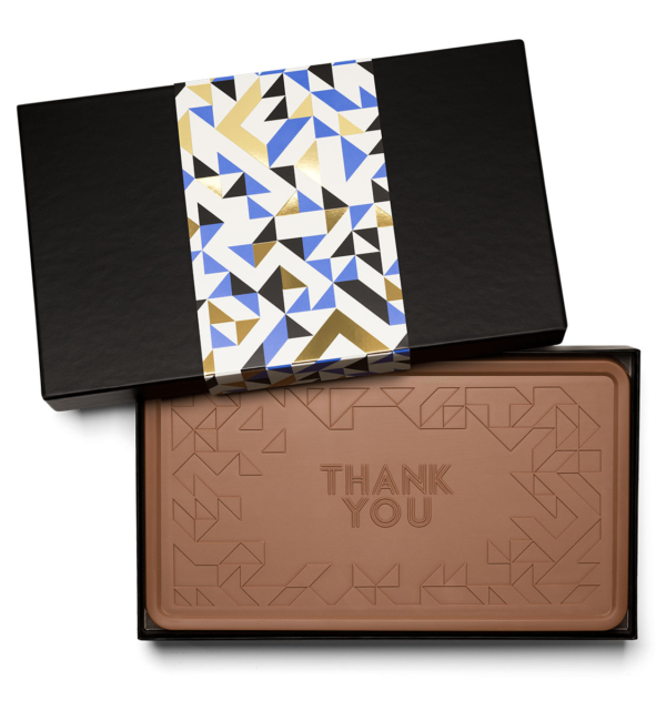 Thank You Indulgent Chocolate Bar Gift