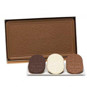 Appreciation Indulgent 2-Piece Chocolate Gift Basket