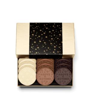 Appreciation 12-Piece Cookie Chocolate Gift Set