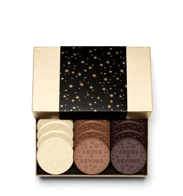 Appreciation 12-Piece Cookie Chocolate Gift Set