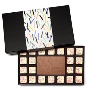 Happy Birthday 23-Piece Chocolate Gift Ensemble