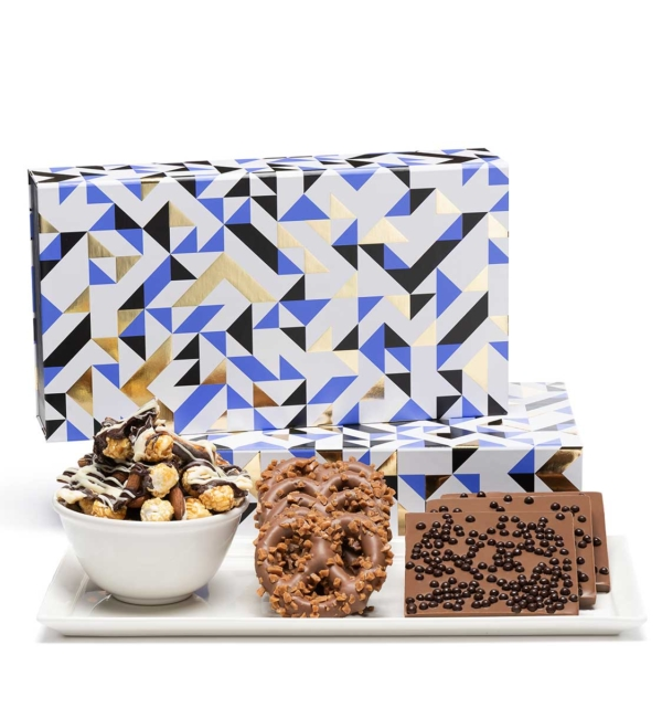 Thank You Best Sellers Luxury Chocolate Tasting Gift Box