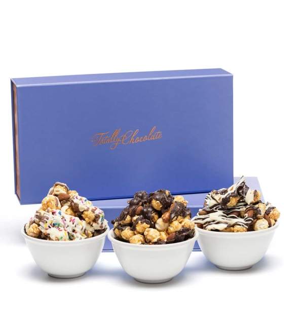 Signature Pop Sensation Luxury Tasting Box Business Client Gift