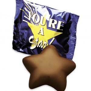 You're A Star Employee Appreciation Gift Dark Chocolate