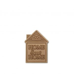 Home Sweet Home 2x3 Milk Chocolate Bar Wholesale Gift