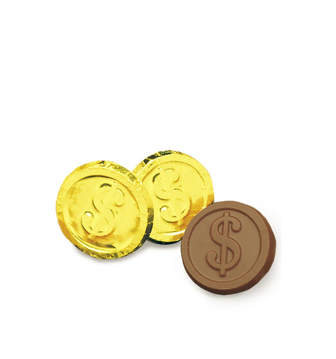 Belgian Milk Chocolate Coins