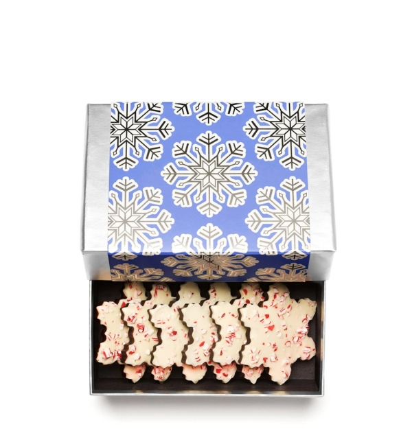 ready-gift-chocolate-SHX641207T-shimmering-snowflake-6-piece-peppermint-bark-snowflakes-1