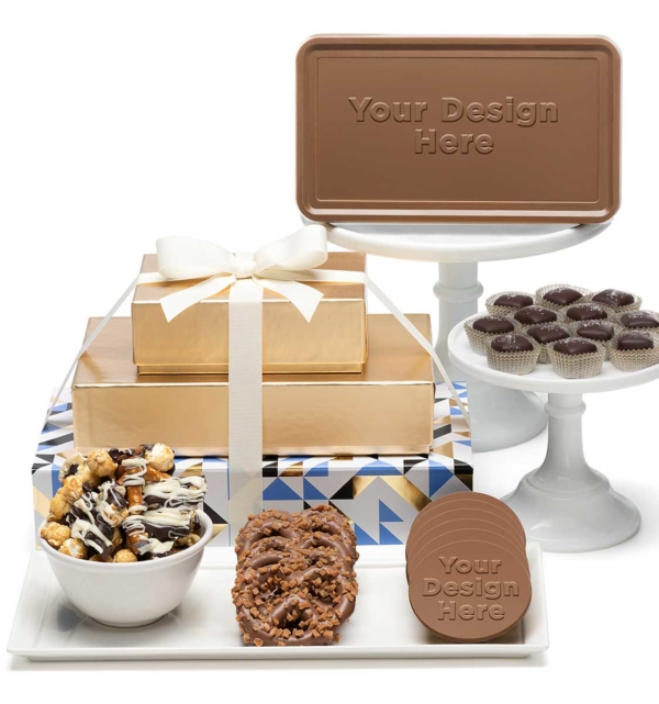 fully-custom-chocolate-8103-tasting-box-3-piece-gift-tower-caramels-bar-gourmet-treats