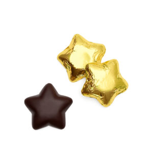 ready-gift-chocolate-SHX305010X-dark-chocolate-stars-in-gold-foil-featured