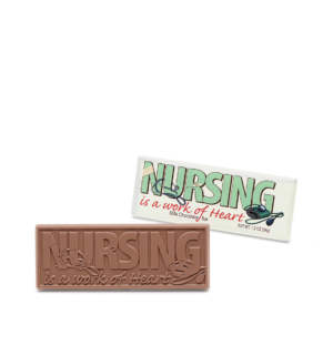 ready-gift-chocolate-SHX310008X-nursing-is-a-work-of-heart-milk-chocolate-wrapper-bar-featured