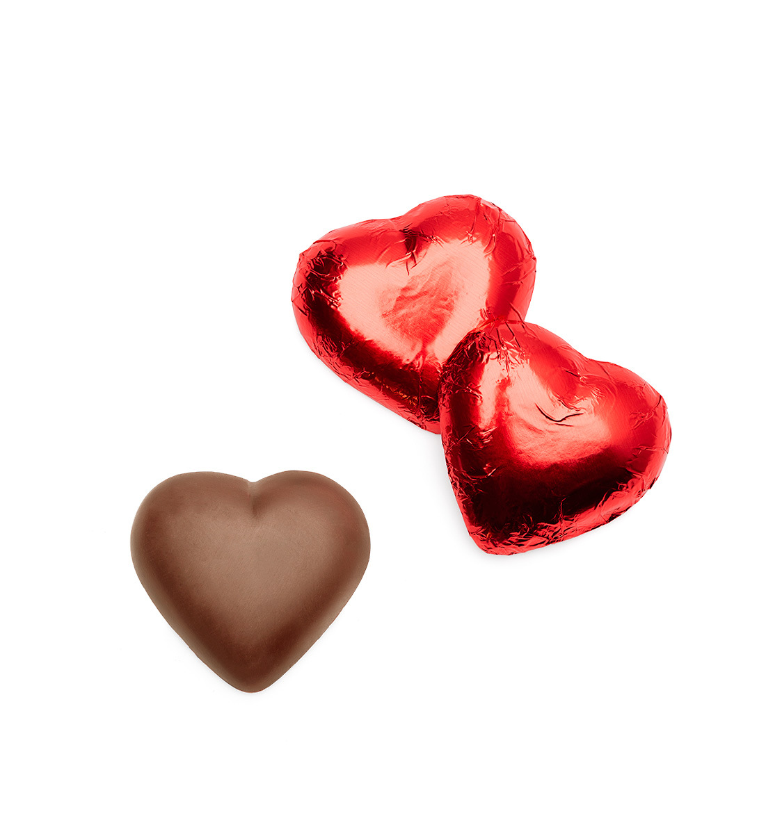 Ready Gift Chocolate Shx310120x Milk Hearts In