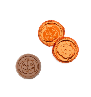 ready-gift-chocolate-SHX325035X-jack-o-lantern-halloween-milk-chocolate-orange-foiled-coin-1