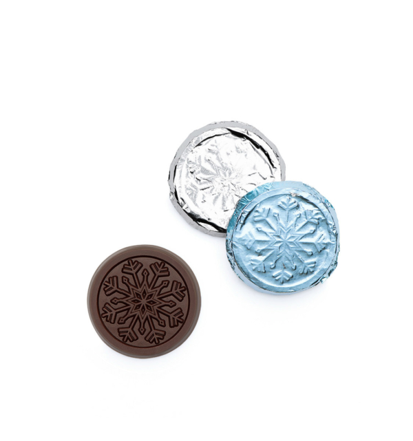 ready-gift-chocolate-shimmering-snowflake-dark-chocolate-silver-blue-foiled-coin