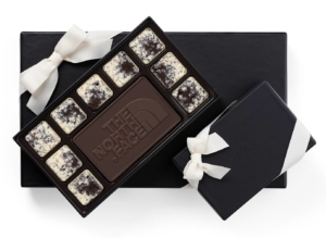 Impressive Business Gifts: Personalized Chocolate Bars in High Detail