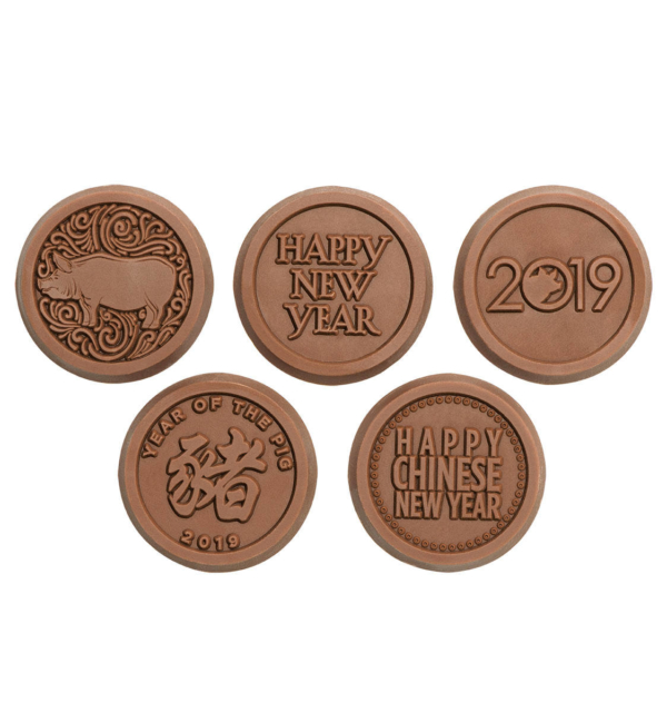 ready-gift-chocolate-SHX325011X-chinese-new-year-pig-milk-chocolate-gold-red-foiled-coin-rollover