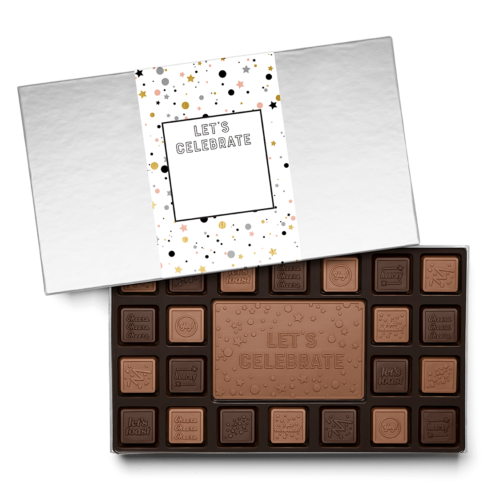 when you need chocolate square for your parties we have it for you