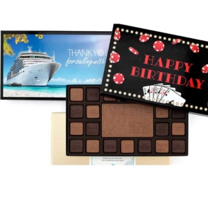 Personalize Chocolate Gift Boxes Using Our Online Customizer Tool!
