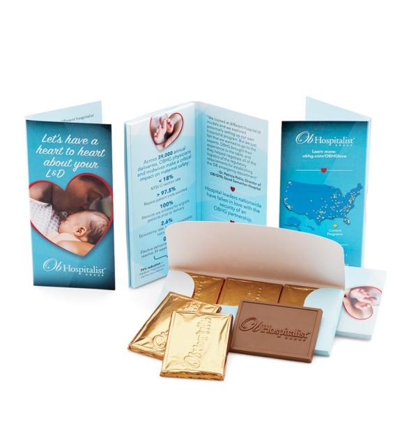fully-custom-chocolate-7335-printed-folder-trio-Ob-Hospitalist