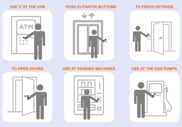 keychain tool uses