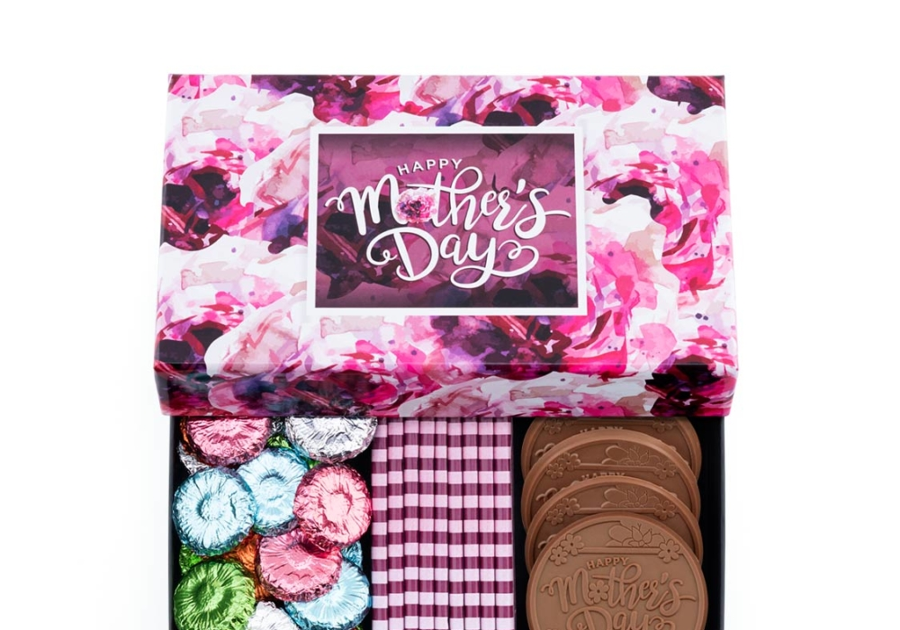 ready-gift-chocolate-SHX295041T-mothers-day-cookie-foil-flowers-wrapper-bar